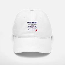 Entitlement Baseball Baseball Baseball Cap