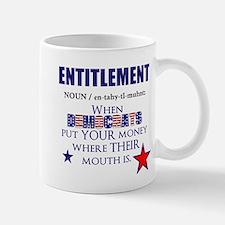Entitlement Mug