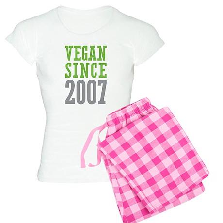 Vegan Since 2007 Women's Light Pajamas