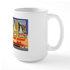 Erie Pennsylvania Greetings Mug