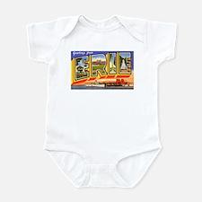 Erie Pennsylvania Greetings Infant Bodysuit