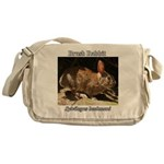 Brush Rabbit Messenger Bag