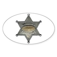 Junior Sheriff Decal