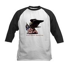 God Bless America Eagle Tee