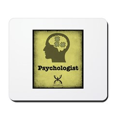 Psychologist Mousepad