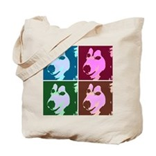 Malamute Dog Tote Bag