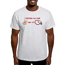 Stethoscope Music T-Shirt