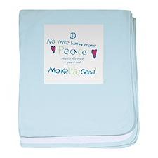 No More Hurting People / Make Life Good baby blank