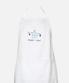 No More Hurting People / Make Life Good Apron