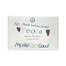 No More Hurting People / Make Life Good Rectangle