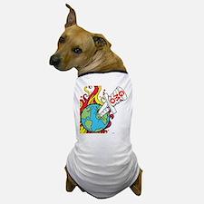 GMO Killing the World Dog T-Shirt