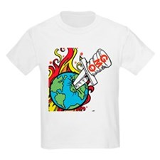 GMO Killing the World T-Shirt
