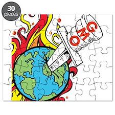 GMO Killing the World Puzzle