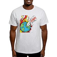 GMO Killing the World T-Shirt