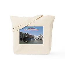 Venice the most serene Tote Bag