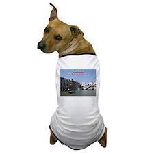 Venice the most serene Dog T-Shirt
