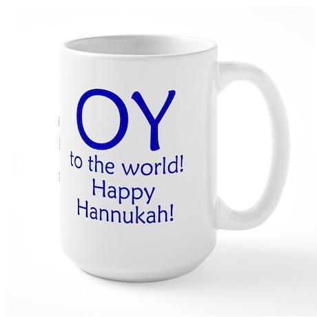 OY! Large Mug