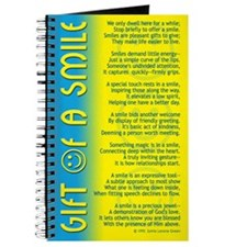 GIFT OF A SMILE Journal
