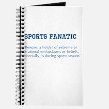 Sports Fanatic Journal