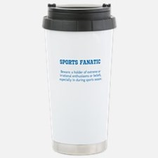 Sports Fanatic Travel Mug