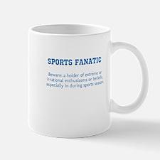 Sports Fanatic Mug