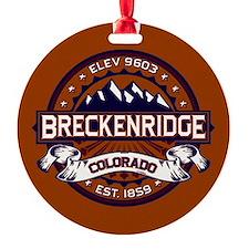 Breckenridge Vibrant Ornament