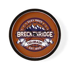 Breckenridge Vibrant Wall Clock