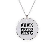 'Paramotoring' Necklace