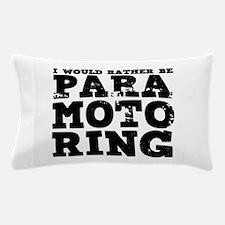 'Paramotoring' Pillow Case