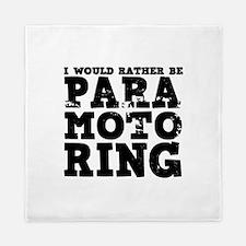 'Paramotoring' Queen Duvet