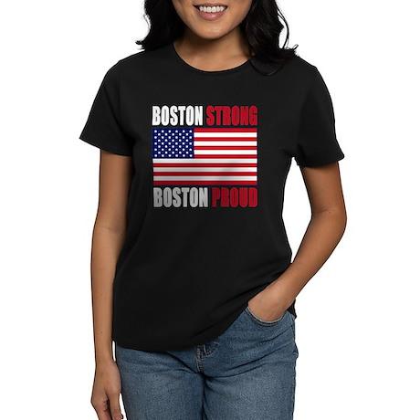 Boston Strong Women's Dark T-Shirt