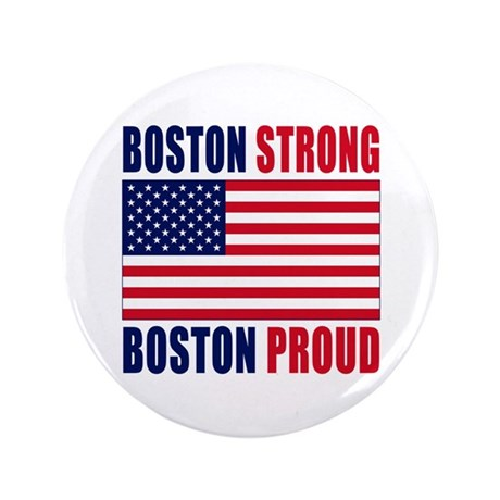 "Boston Strong 3.5"" Button (100 pack)"