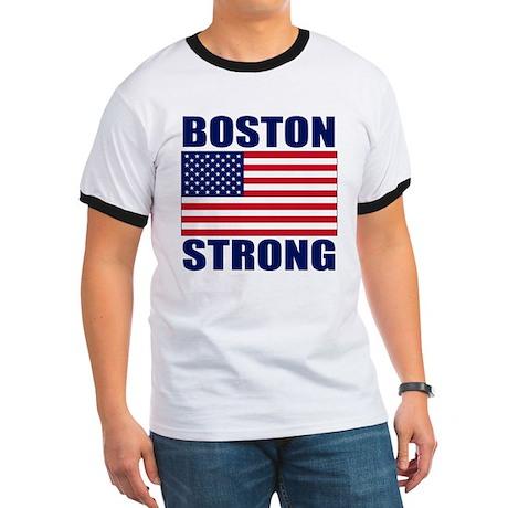 Boston Strong Ringer T