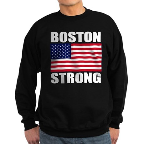 Boston Strong Sweatshirt (dark)