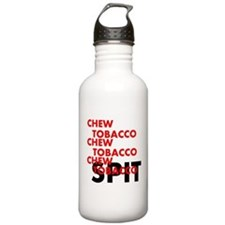 Chew Tobacco Water Bottle