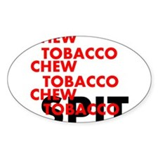 Chew Tobacco Decal
