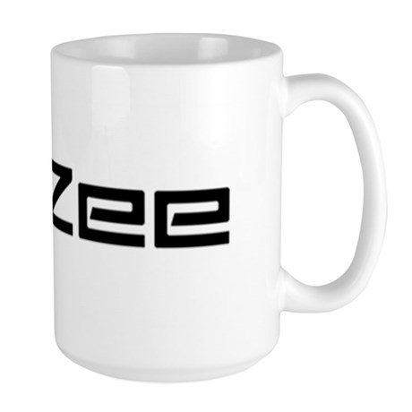 nuzee logo Mug