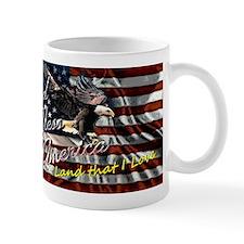 Patriotic T-shirt Mug