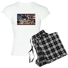 Patriotic T-shirt Pajamas