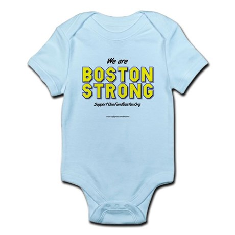 """BOS Strong"" Infant Bodysuit"