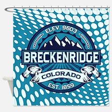 Breckenridge Ice Shower Curtain