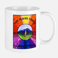 HPCUU Mountains Quilt Mug