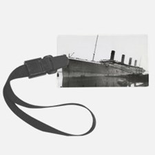 , 01 January 1912 - Luggage Tag