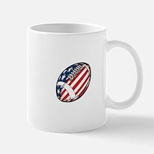All American Football Mug