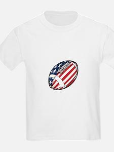 All American Football T-Shirt