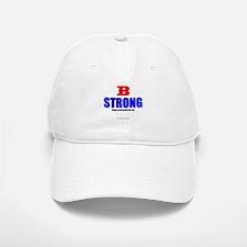 Be Strong 2 Baseball Baseball Baseball Cap
