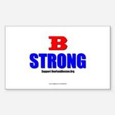 Be Strong 2 Decal