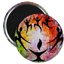 """Uu Dancer Chalice 2.25"""" Magnet (10 Pack) Magn"""