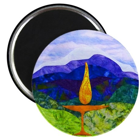 Uu Mountain Chalice Magnet Magnets