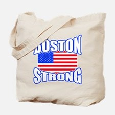 Boston Strong patriotism Tote Bag